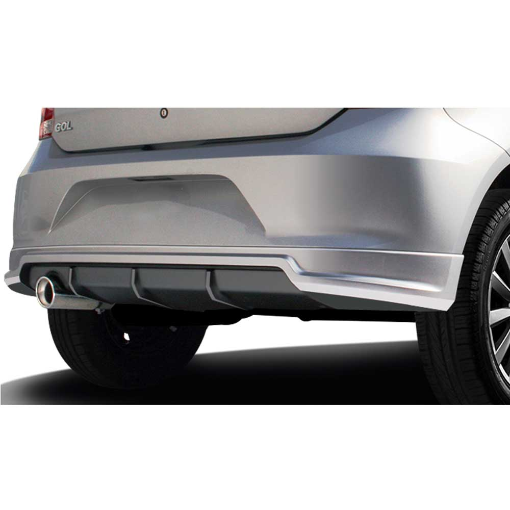 Spoiler trasero original VW para Gol seminuevo - Das WeltAuto
