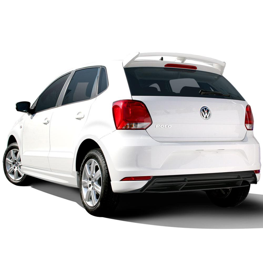 Kit aerodinámico para VW Polo totalmente nuevo de venta en Das WeltAuto.