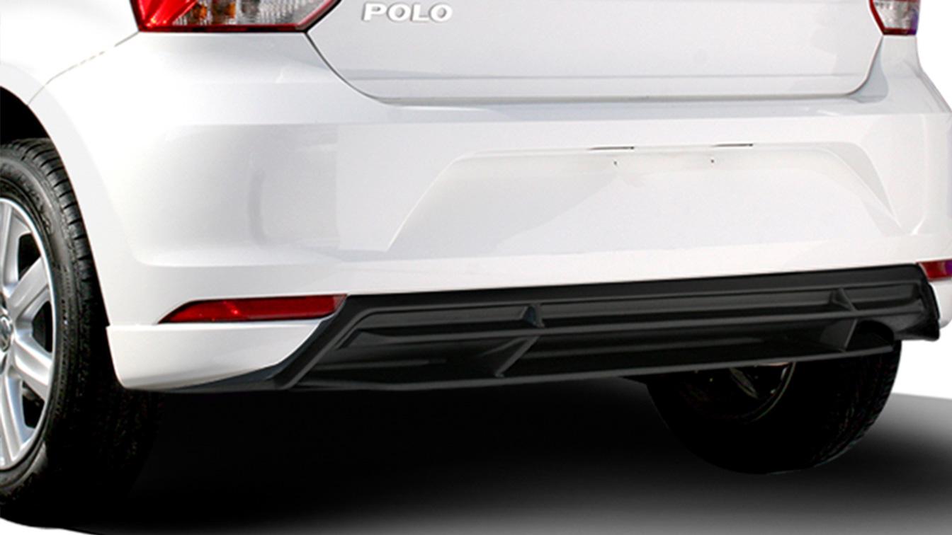 Accesorio spoiler trasero para Polo Volkswagen.