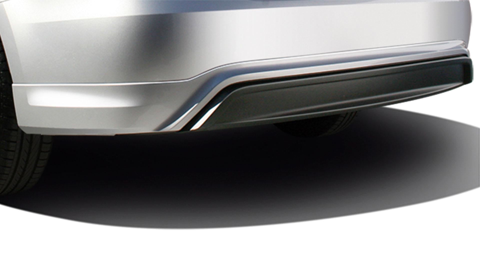 Spoiler trasero para Vento de VW nuevo y original.