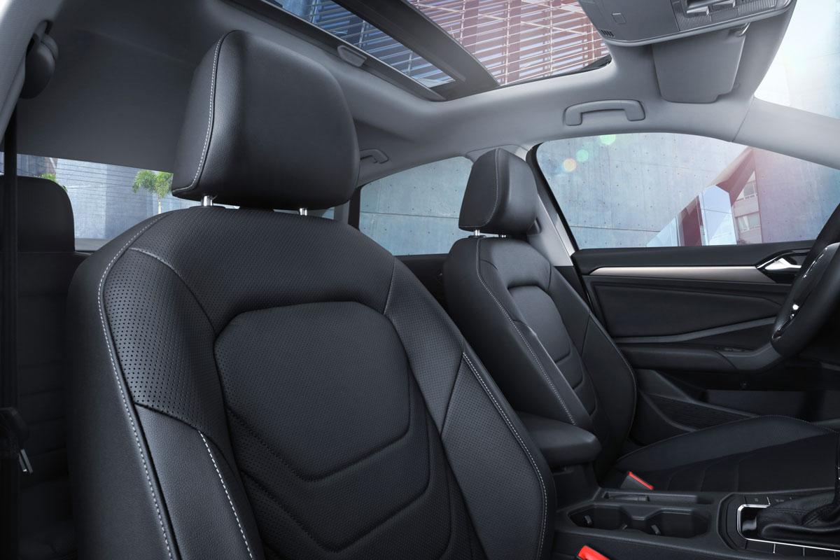 Imagen de interior de Jetta 2020, auto de segunda mano de venta en Das WeltAuto.