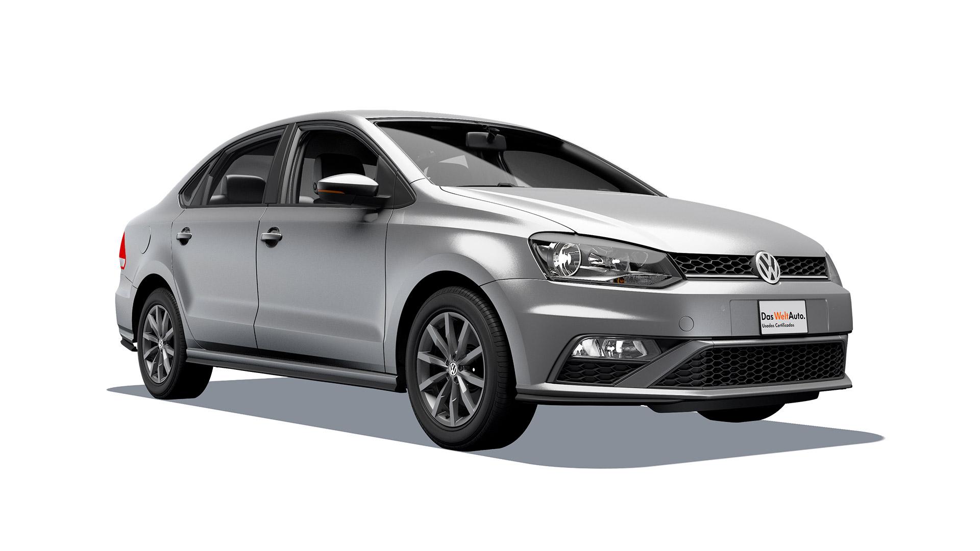 Adquiere un VW Vento seminuevo con la garantía Das WeltAuto.