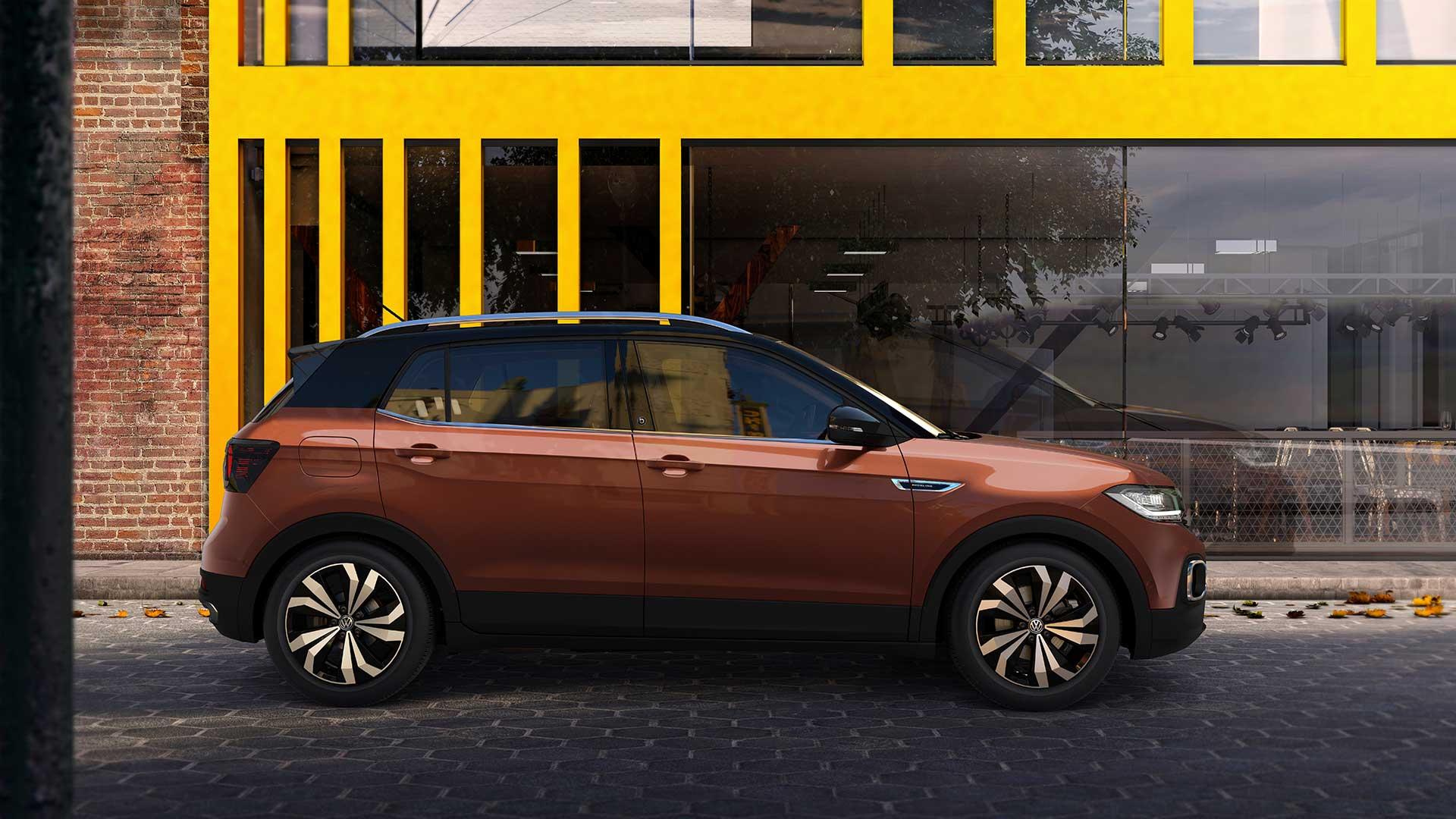 VW T-Cross seminuevo - adquiérelo en Das WeltAuto