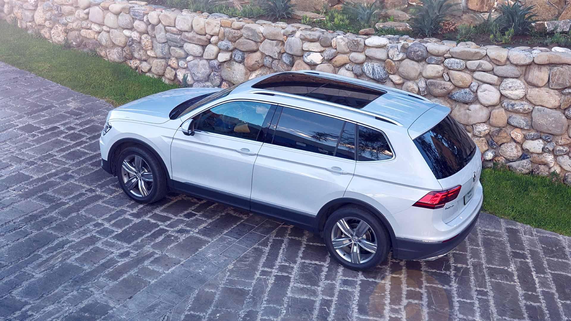 VW Tiguan seminuevo certificado por Das WeltAuto