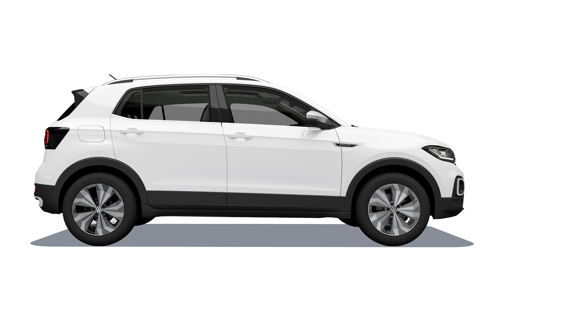 Imagen de SUV T-Cross 2020, camioneta segura para la familia