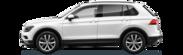Volkswagen Tiguan Seminuevo - Camioneta familiar. Elige el año de tu preferencia en Das WeltAuto
