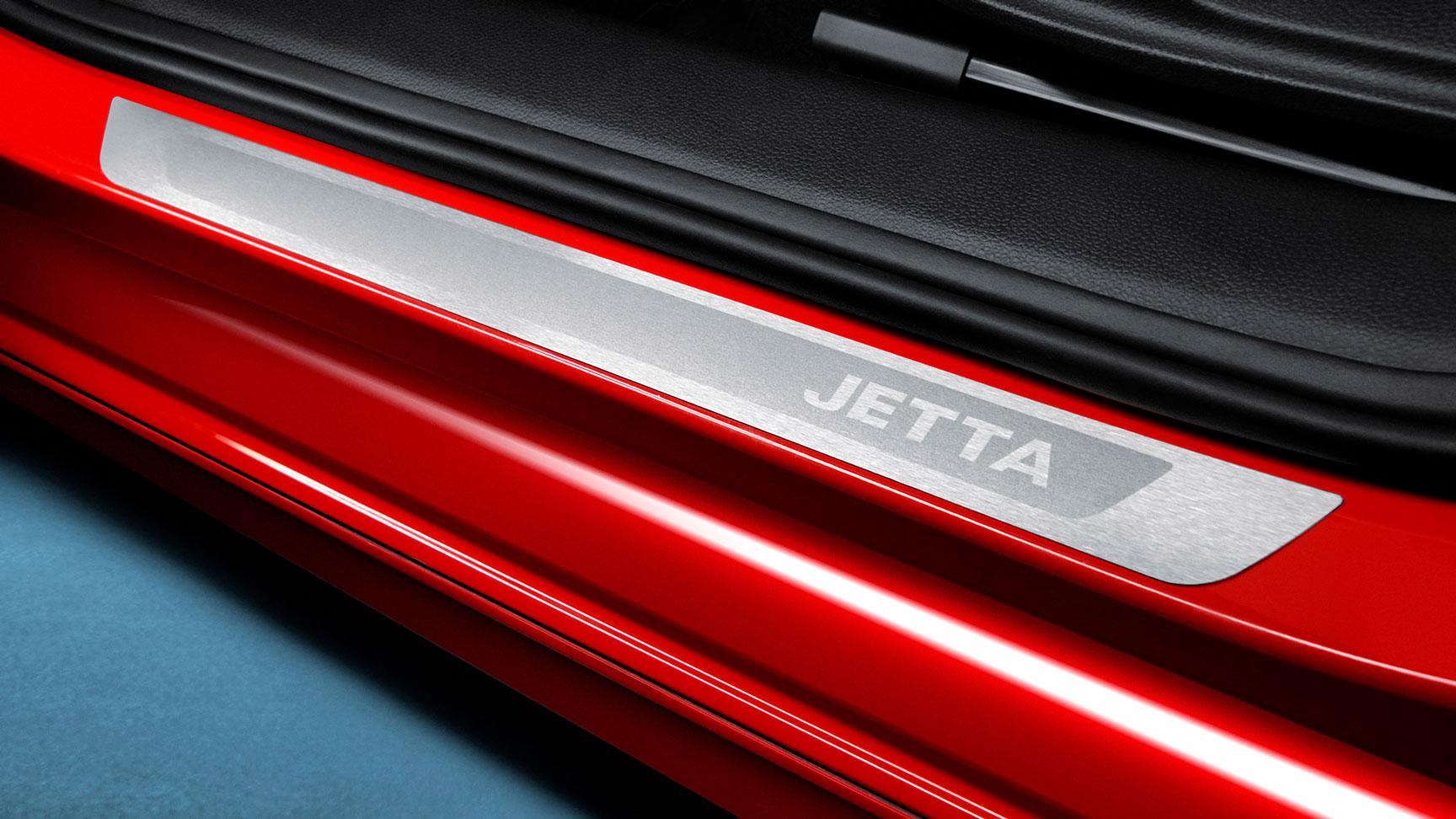 Accesorio embellecedor de estribo para Jetta A6 Volkswagen original.